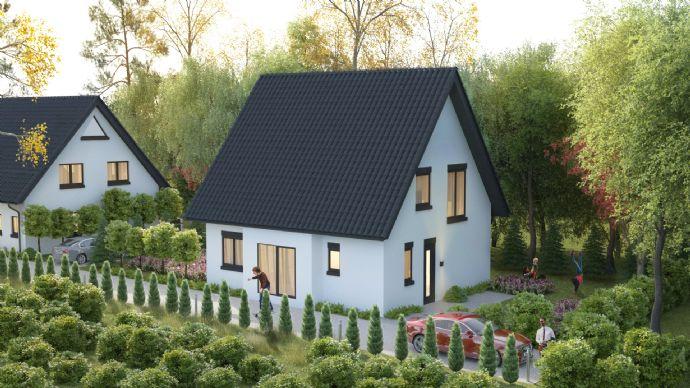 Neubau eines Einfamilienhauses in Hamburg-Poppenbüttel
