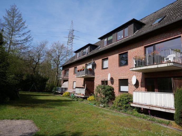 3 Zi.-Dachgeschoss-Wohnung in Neu Wulmstorf