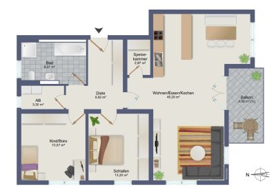 Stephansposching Wohnungen, Stephansposching Wohnung kaufen