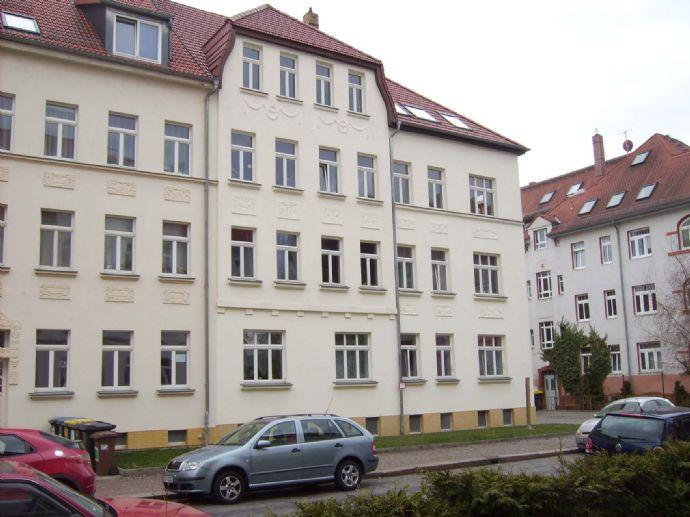 Tolle Dachgeschosswohnung mit Balkon in Großzschocher