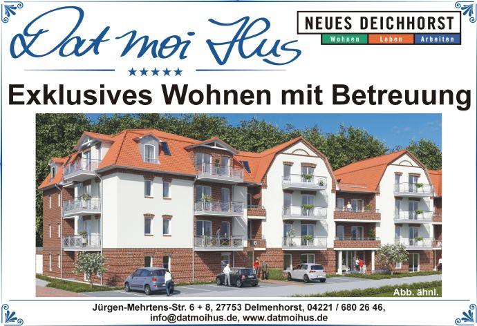 Dat moi Hus - Exklusives Wohnen mit Betreuung (Whg. 16)
