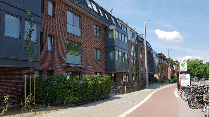 Nähe UKE ! Erstbezug ! Hochwertige moderne 2 Zimmer Wohnung in Hamburg-Lokstedt