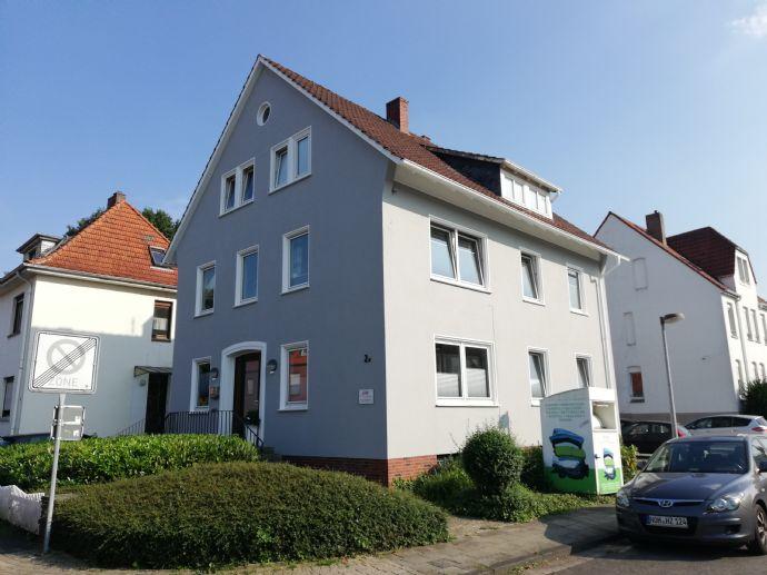 Schöne gepflegte 3-Zi DG Whg. mit ca. 82 m² Wfl. im Innenstadt Bereich Lingens nahe des ?Konrad-Aden
