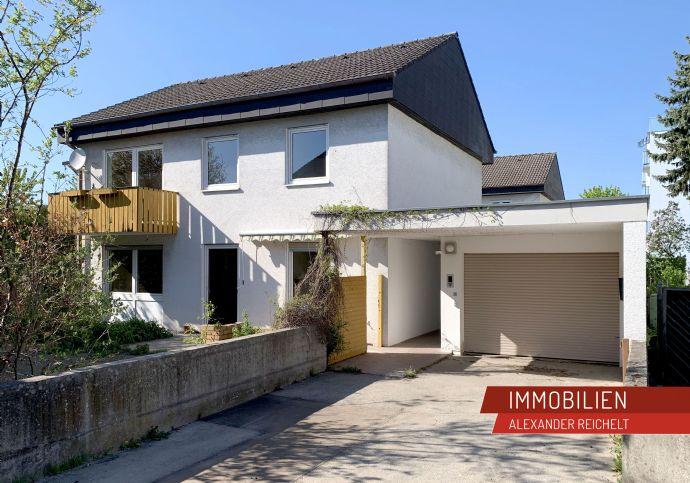 Schönes Einfamilienhaus im Herzen von Altötting - Fenster und Heizung NEU ! - Große Garage - Keller -