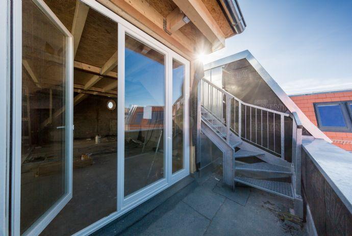 Sundowner auf der eigenen Dachterrasse *provisionsfrei*