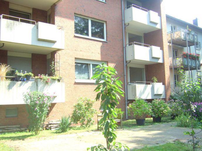 Sanierte ruhige 3 Zimmer-Dachgeschoss-Wohnung