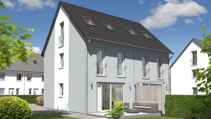 Doppelhaushälfte in Nürnberg Worzeldorf
