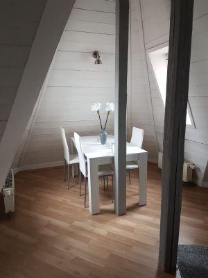 Nachmieter gesucht - Exklusive 1-Zimmer Dachgeschosswohnung im Heusteigviertel