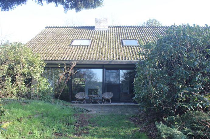 Architektenhaus in ruhiger Traumlage von Fischerhude-Quelkhorn zu verkaufen!