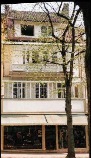 Wohn/ Geschäftshaus auf der historischen Hauptallee in Bad Pyrmont