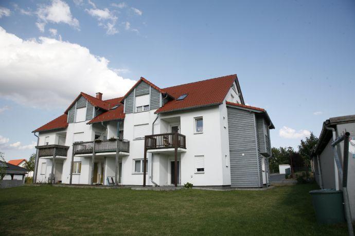 1 Raum Wohnung mit eigener Terrasse in Marlishausen ab 01.05.2021