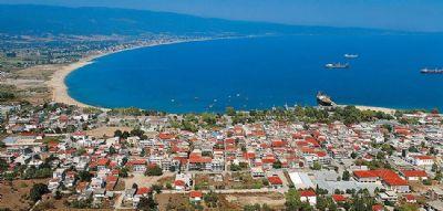 Thessaloniki, Agios Georgios Gastronomie, Pacht, Gaststätten