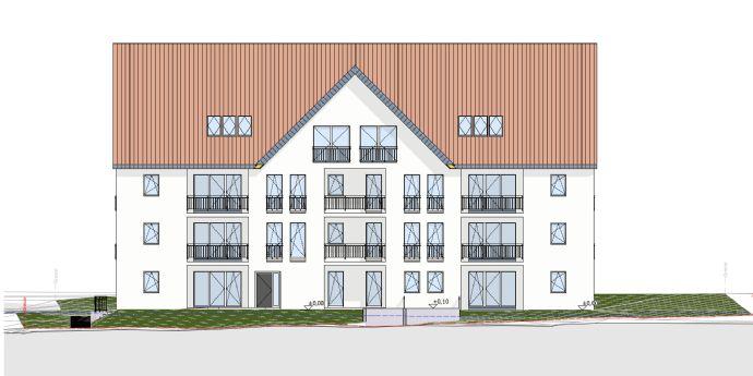 Möbeliertes 1- Zimmer Apartment mit 40 m², perfekt für Pendler, Neubezug! Am Bergl-Schweinfurt