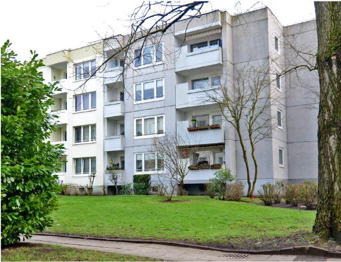 Moderne 2-Zimmer-Wohnung mit Loggia und Außenstellplatz in ruhiger Lage!