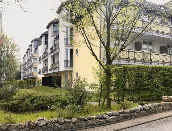 1-Zimmer-Single-Wohnung, 22 m², Mülheim Speldorf, Anmietung Tiefgarage möglich!