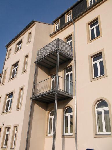3-Raum-Wohnung mit BALKON ab November 2019 in Sebnitz zu vermieten!