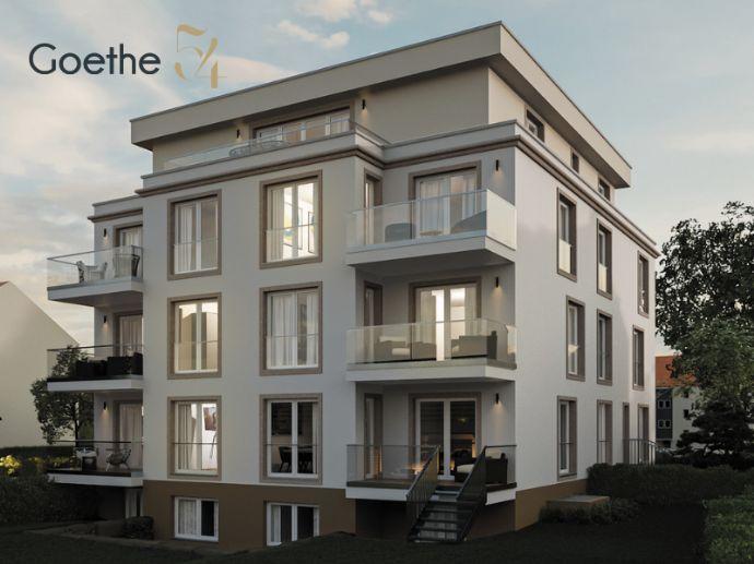 Eine Penthouse Wohnung zum Verlieben