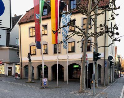 Weiden in der Oberpfalz Ladenlokale, Ladenflächen