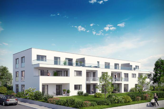 Eine sichere Investition: 3 Zi. - Neubauwohnung zur Vermietung