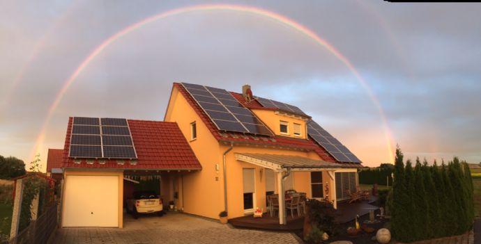 Einfamilienhaus in Ortsrandlage