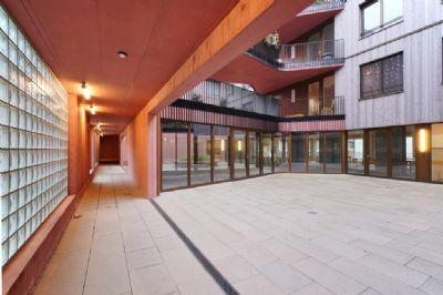 Basel Ladenlokale, Ladenflächen