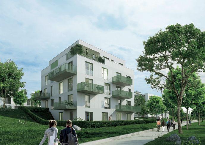Attraktive Eigentumswohnung im Gartengeschoss am Franzenbrunnen