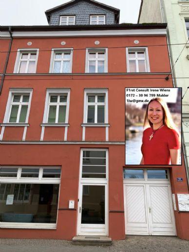 ~ möblierte 1-Zimmer Wohnung im Zentrum Schwerins ~