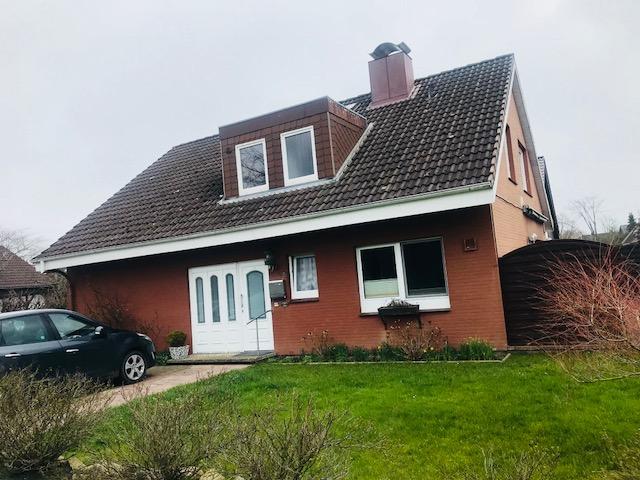 Büsum Deichhausen - Schönes Einfamilienhaus in ruhiger Lage
