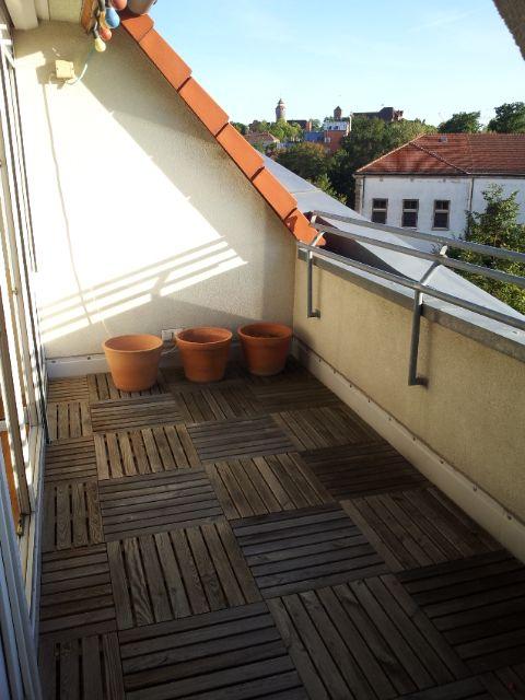 Stilvolle Maisonette-DG-Wohnung in Gärten h. d. Veste! Loftartiger Wohnbereich, offene Küche, Loggia mit Burgblick, Tiefgarage