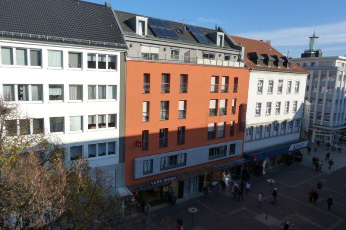 2- Zimmer Wohnung mit Balkon in Hagener Innenstadt zu vermieten