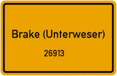Brake Garage, Brake Stellplatz