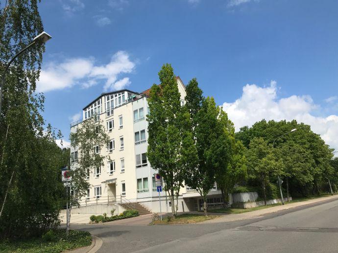 Schicke 2-Raum-Eigentumswohnung in idyllischer Stadtlage von Weimar