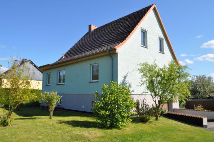 Einfamilienhaus mit herrlichem Grundstück bei Schwaan