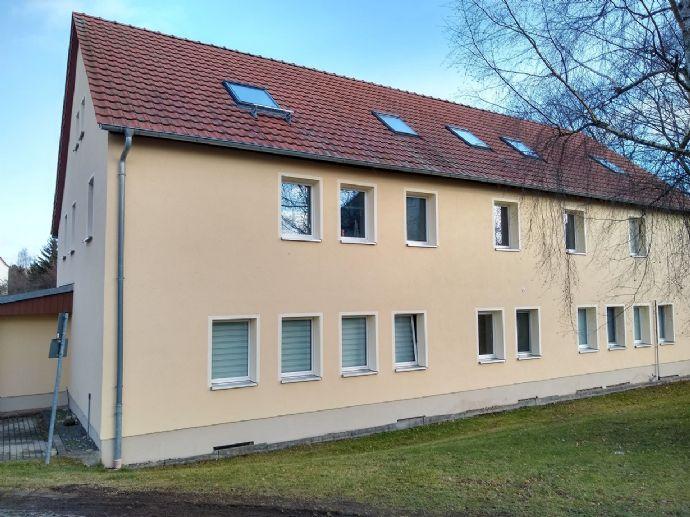 2-Raum-Dachgeschosswohnung in Schöngleina bei Jena