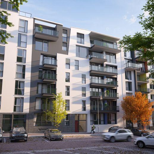 Das kann Ihre Neubau- Penthouse-Maisonettenwohnung