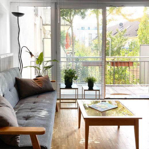 Möblierte Wohnung mit bester Anbindung in Heddernheim
