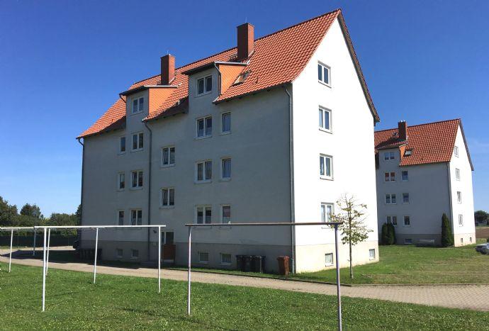 2-Raum-Wohnung in Frose, Burgweg 7