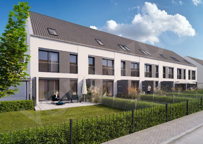 NEU 10 bezahlbare Reihenhäuser in Boxdorf - KfW 55