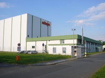 Friedrichsdorf Halle, Friedrichsdorf Hallenfläche