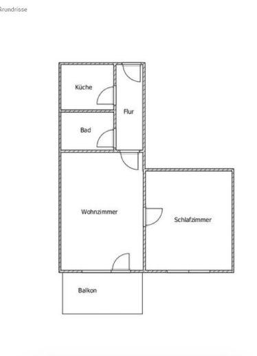 2- Zimmer Whg. KS UNI- Nähe -Balkon - Stellplatz