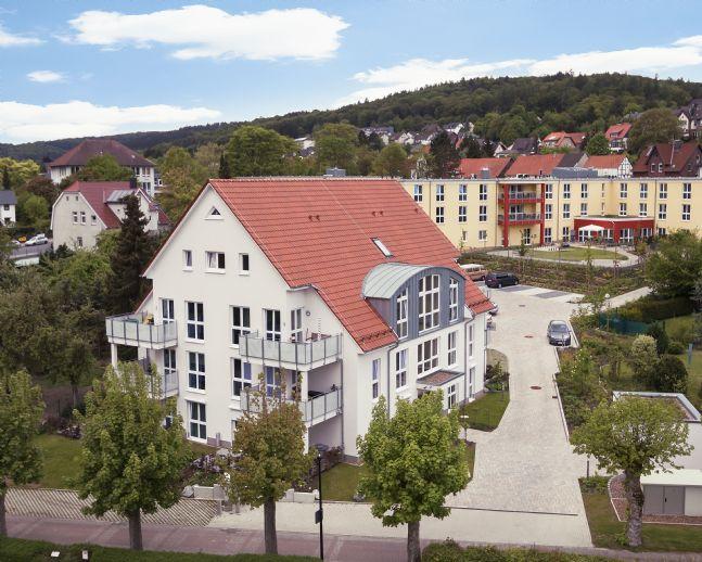 Marsberg - Seniorengerechte 2-Zimmer-Wohnung - Wohnen mit Service