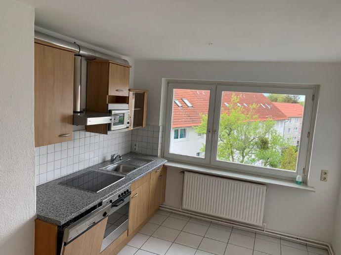 2-Zimmer-Wohnung mit Südbalkon und Einbauküche in Goslar Jürgenohl