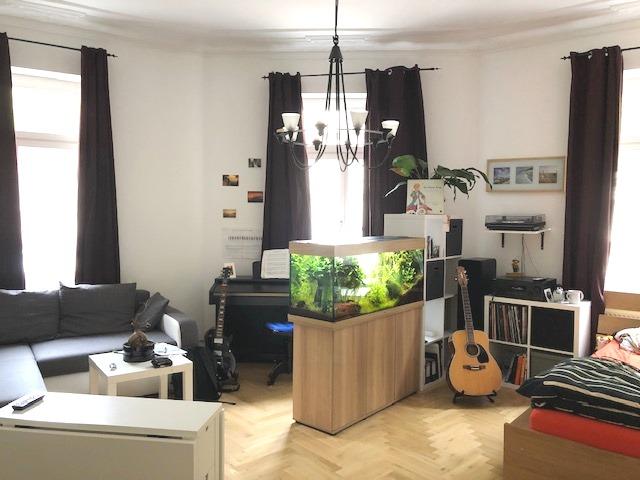 Tolle Erdgeschosswohnung mit Einbauküche!
