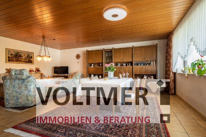 VOLLAUSSTATTUNG - möblierte Mietwohnung mit Balkon in Neunkirchen/Wellesweiler