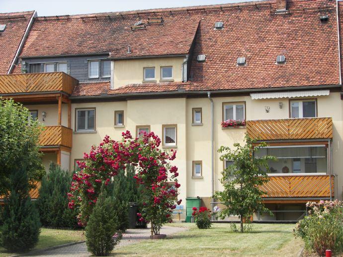 Schnuckelige 3-Raum Wohnung im Herzen von Löbau