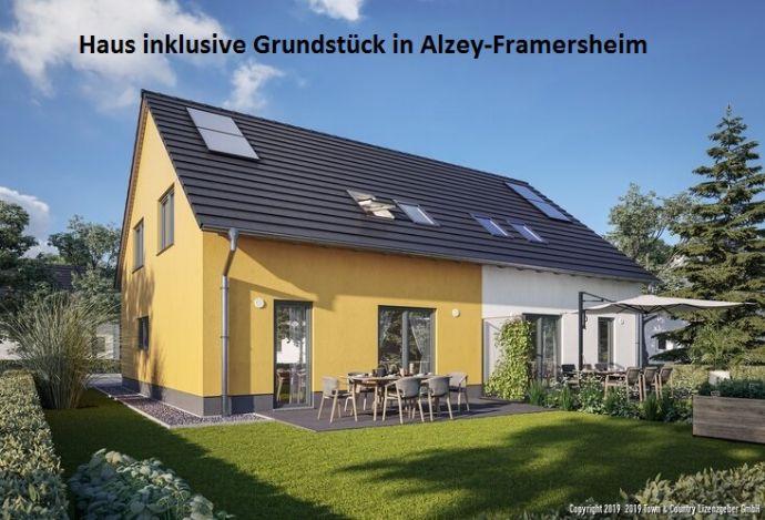 Town & Country Aktionshaus DHH Behringen 116 inklusive Grundstück - schüsselfertig