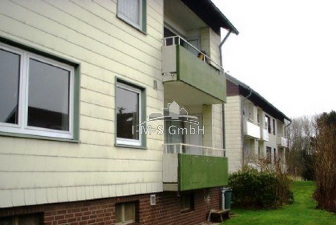 2 ZKB Etagenwohnung mit Loggia in Braunlage - Hohegeiß zu vermieten