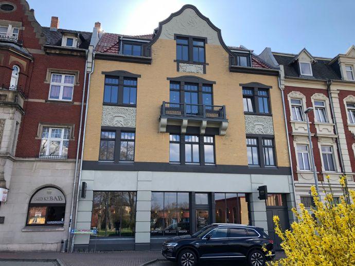Jugendstil - Wohnung - Eisenberg - Stadtparkblick hochwertig