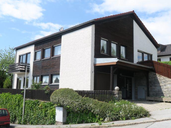 Einfamilienhaus - in herrl. Aussichtslage im Ortsteil Deggenau
