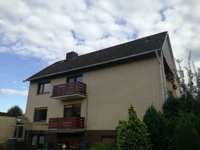 Apensen 4 Zimmer Wohnung 100m² 2 Balkone 1,OG 2 Familienhaus